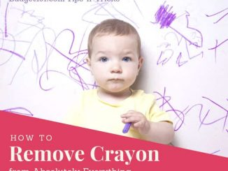 Remove Crayon from Absolutely Everything