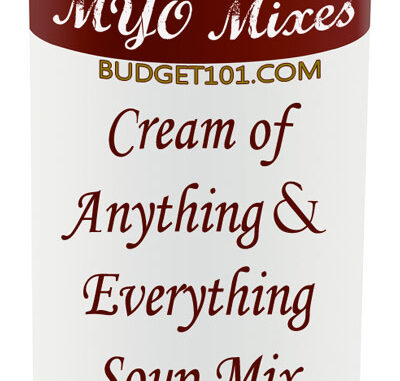 cream of anything soup mix