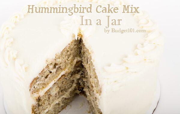 Hummingbird Cake Mix Easy Delicious Homemade Cake Mixes