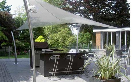 Bon Diy Backyard Canopy