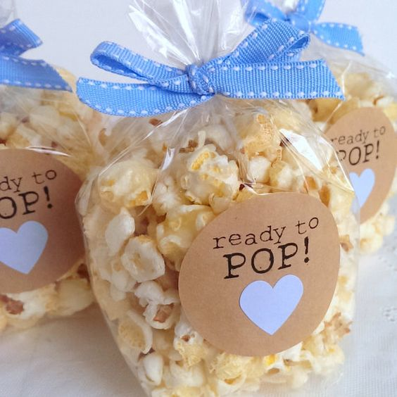 9 Diy Baby Shower Favors