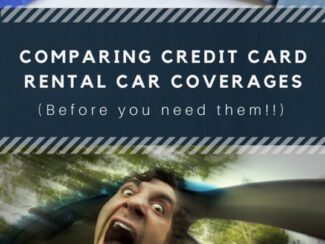 rental cars lowdown on which credit card offers best coverage