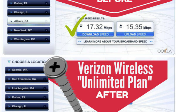 verizon wireless the lowdown on unlimited data