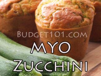 zucchini muffin mix