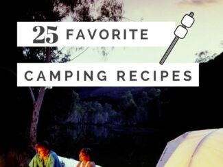 25 top camping recipes