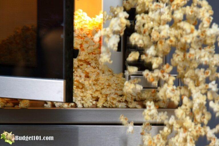 b101 homemade popcorn