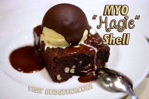 magic shell ice cream topping