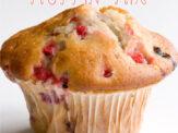 Strawberry Muffin Mix