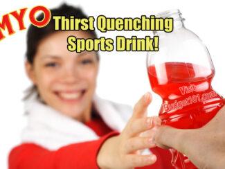 B101-MYO Gatorade Sports Drink
