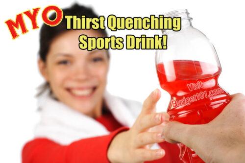 b101 myo sports drink