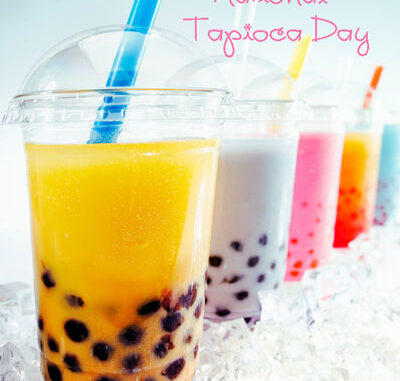 june 28th national tapioca day