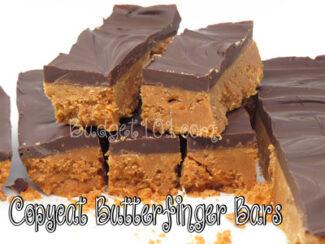 myo butterfinger bars
