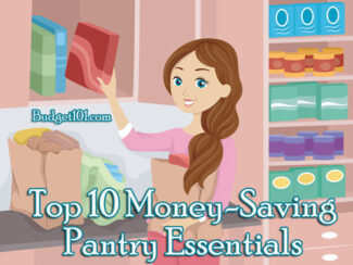 top 10 money saving pantry essentials