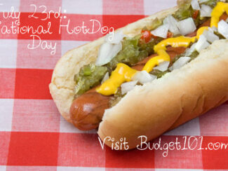 July 23: National Hot Dog Day