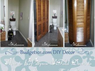 re purpose bifold doors