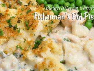 Tasty Fisherman's Pot Pie