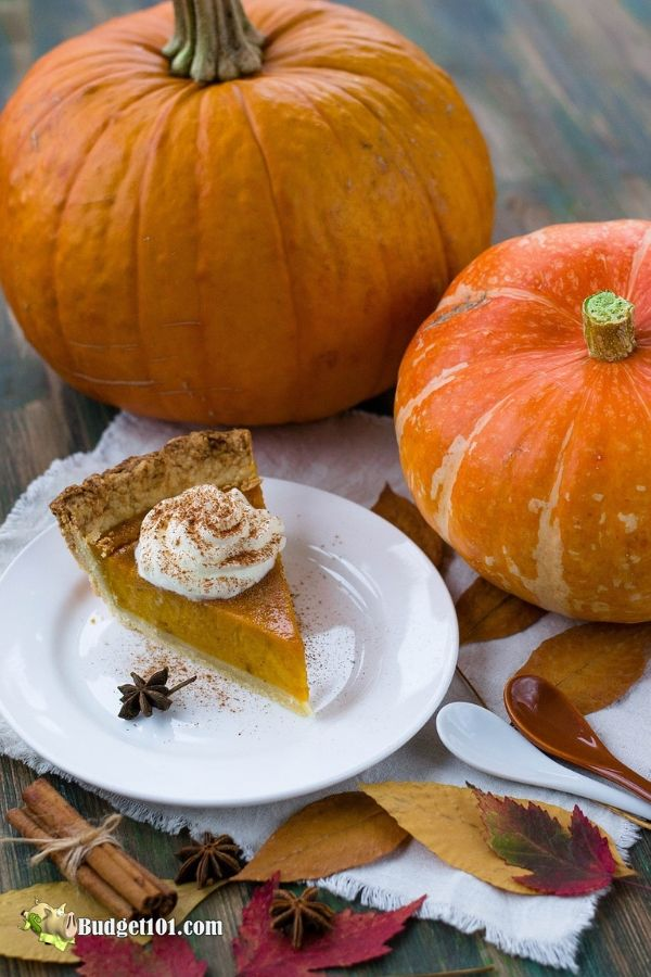 Pumpkin Pie Spice mix is a blend of cinnamon, allspice, cloves, ginger and nutmeg brought together to bring out the wonderful flavor of pumpkin, Here's how to MYO! #Budget101 #PumpkinSpice #Pumpkin #Autumn #SeasoningMixes #MYO