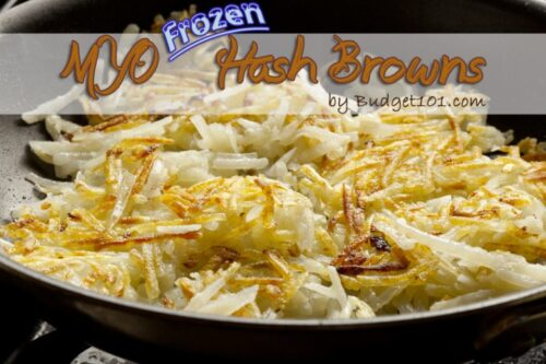 b101 myo hashbrowns feature
