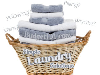 simple laundry solutions
