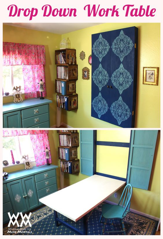 9 Clever Space Saving Dining Room Ideas