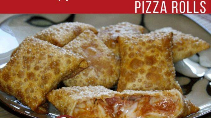 MYO Copycat Totino's Pizza Rolls