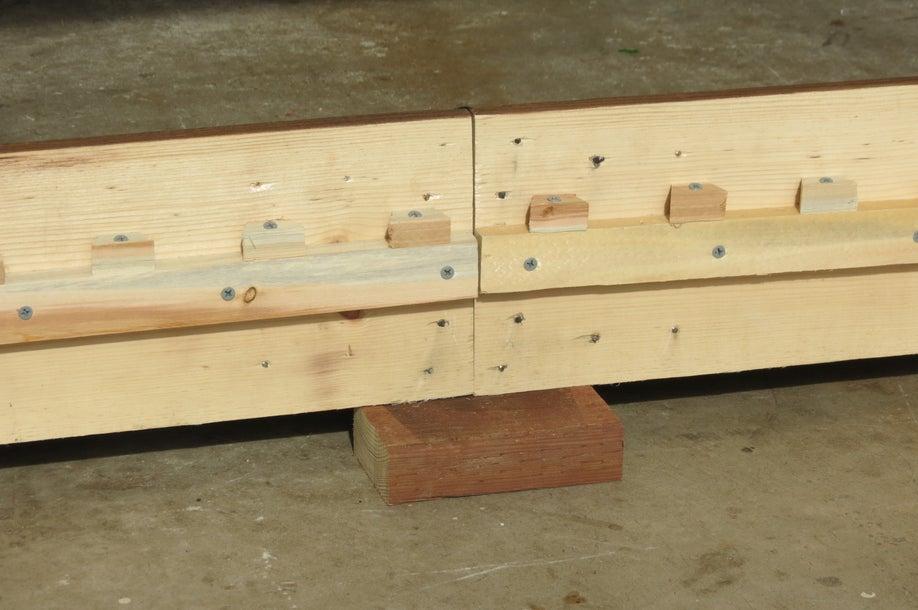 bed box slats