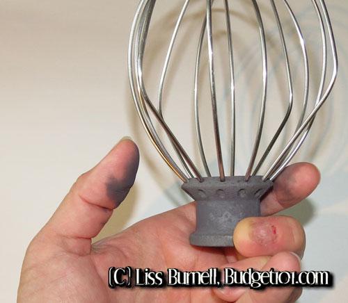 how to fix oxidized kitchen utensils