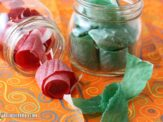 Make Your Own Foot-long Fruit Snacks