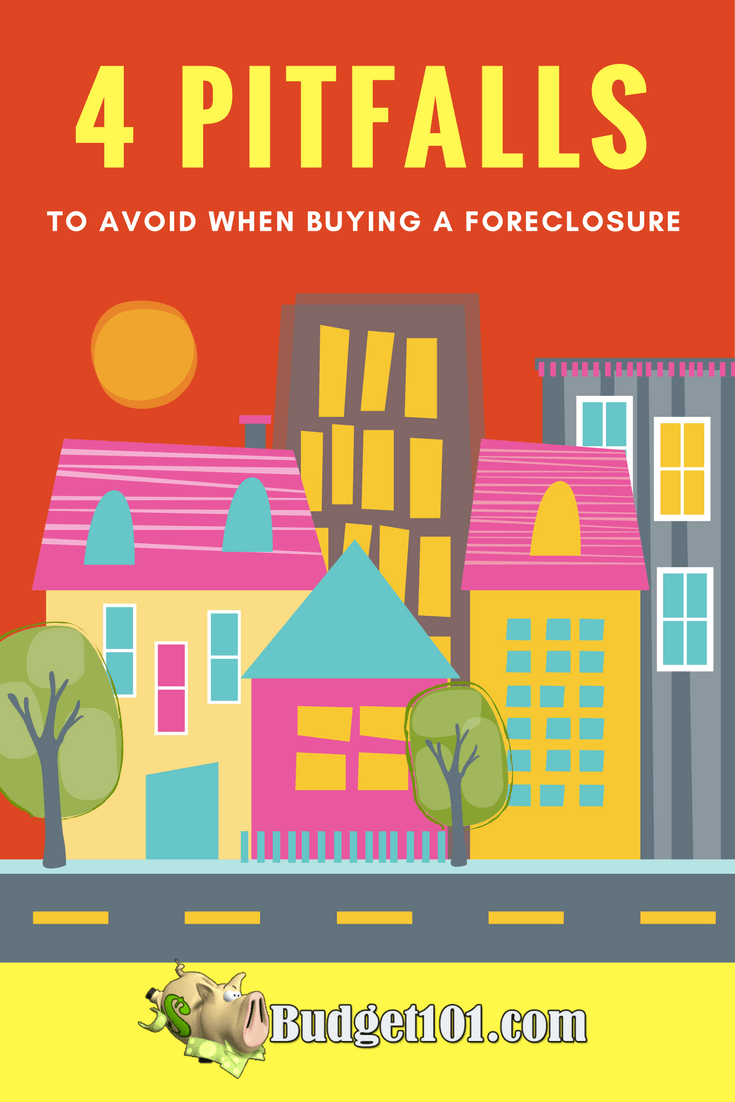 4 pitfalls of buying a foreclosed house