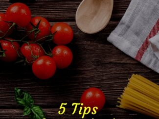 5 tips for anybody learning to cook