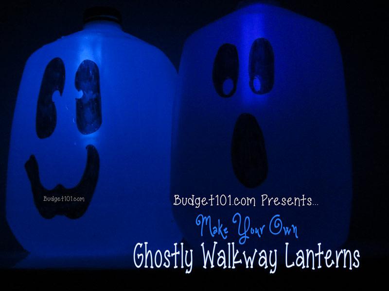 Ghostly Lanterns by Budget101.com