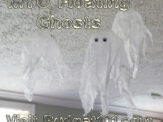Friendly Floating Ghosts