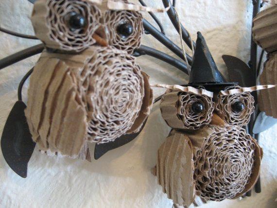 repurpose-cardboard-into-an-owl