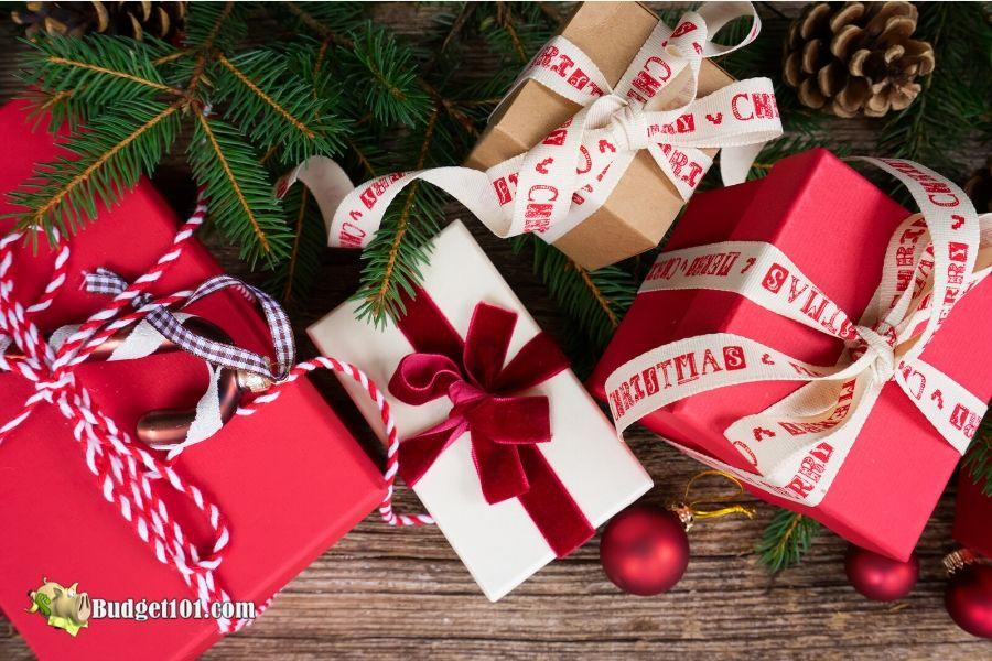 Christmas 4 gift Rule