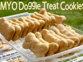 doggie biscuit deluxe