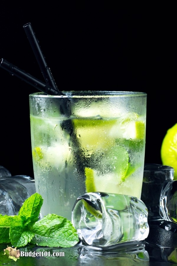 mojito club soda
