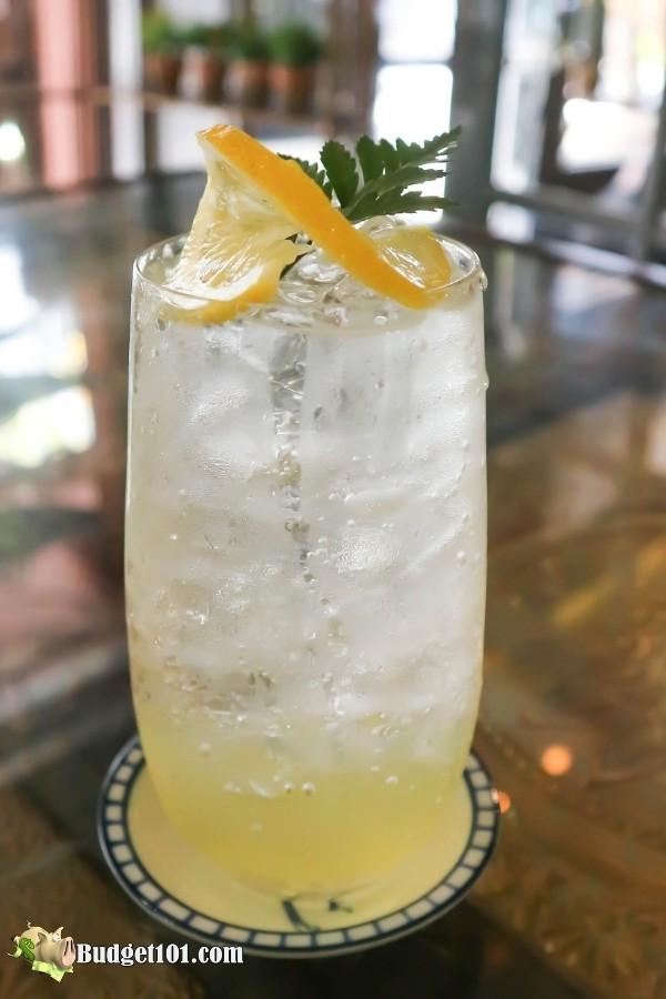 orange club soda