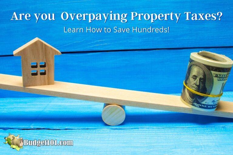 b101 property taxes