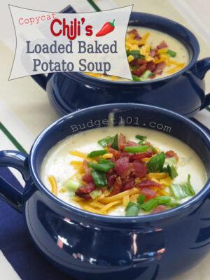 Chilis Loaded Baked Potato Soup