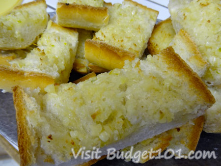 mouthwatering-garlic-bread