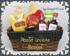 pasta lovers basket