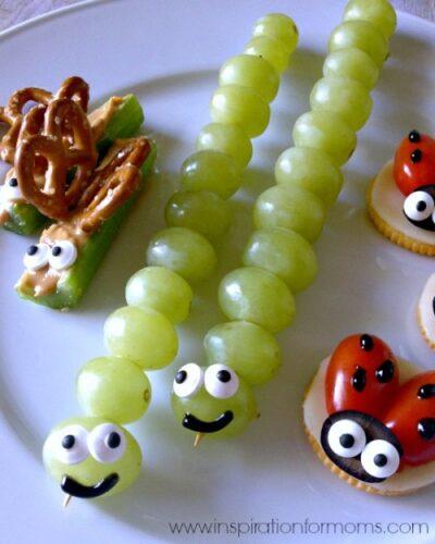 20 easy after school snack ideas