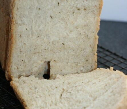 bread machine garlic bread mix