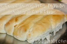 copycat amatos italian rolls