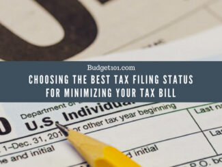 frequently asked questions about tax filing status
