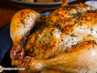 OAMC – 18 lbs. Cooked Chicken – About 3 Hours