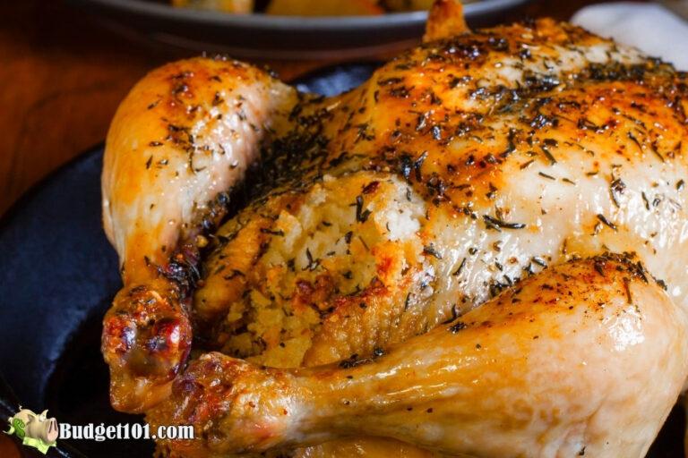 roast chicken oamc