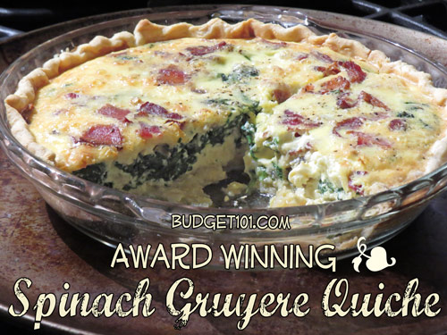 spinach-gruyere-quiche