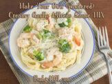 Creamy Garlic Alfredo Sauce Mix