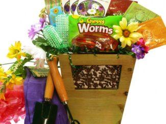 Gift Basket for the Gardener